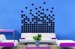 Vinilo decorativo de música electrónica