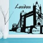 Vinilo de Londres, Puente de la Torre