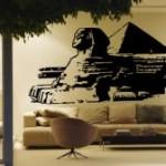Vinilo Egipto de los faraones