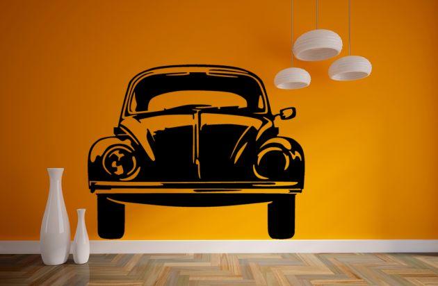 Vinilo VW escarabajo