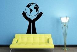 Vinilo El mundo en nuestras manos