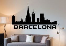 Vinilo Barcelona