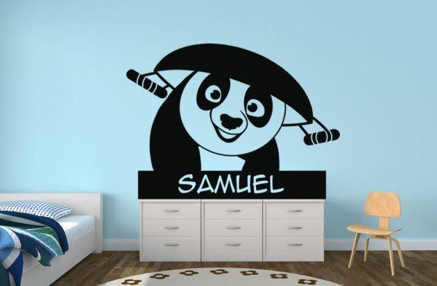 Vinilo Kung Fu Panda 630px