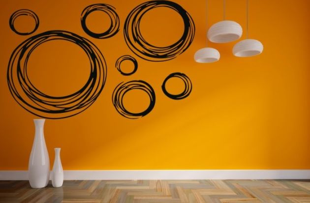 Vinilo abstracto moderno para la oficina vinilos decorativos Vinilos decorativos oficina